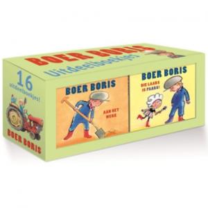 Boer Boris - Boer Boris uitdeelboekjes