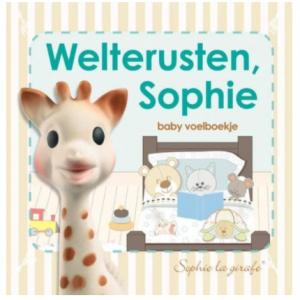 Baby voelboekje Welterusten, Sophie. 0+