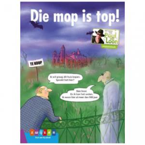 AVI-lezen met Paul van Loon - Die mop is top!