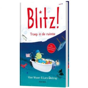 Blitz! 3 - Troep in de ruimte